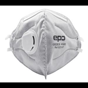 EPC EPC  KN95  FFP2 Stof en damp mondkapje