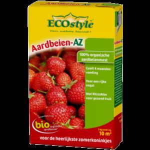 Eco-style Eco-Style Aardbeien AZ 0.8kg