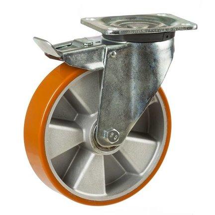 PU wielen - draagvermogen tot 800 kg per wiel