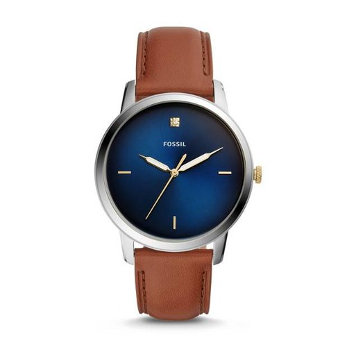 Fossil Luggage Leather Watch