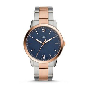 Fossil Two-Tone Stainless Steel Watch