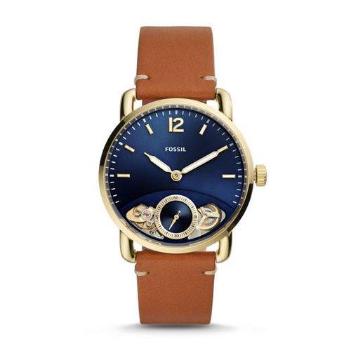 Fossil Twist Luggage Leather Watch