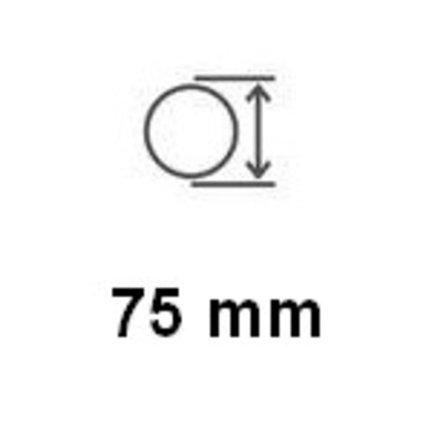 Roulette pivotante 75 mm – roulette fixe 75 mm et autres roulettes de 75 mm