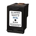 HP Compatible HP 301BK XL Inktcartridge (huismerk) - zwart