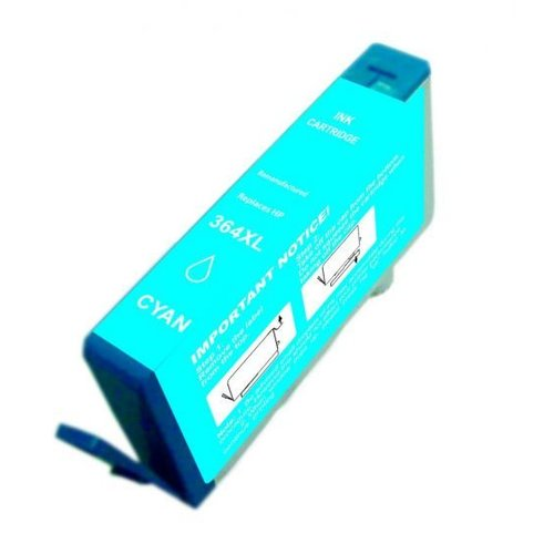HP Compatible HP 364C XL Inktcartridge (huismerk) - Cyaan