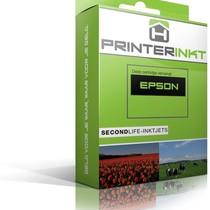 Epson T0611 Inktcartridge (huismerk) - Zwart