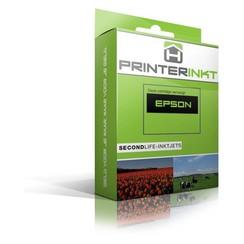 Compatible Epson T0611 Inktcartridge (huismerk) - Zwart