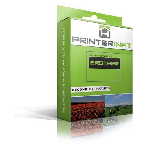 brother Compatible Brother LC 980/1100Y XL Inktcartridge (huismerk) – Geel