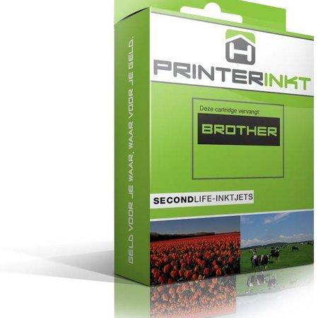 brother Brother LC 985Y XL Inktcartridge (huismerk) – Geel