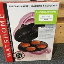 Watshome cupcake maker