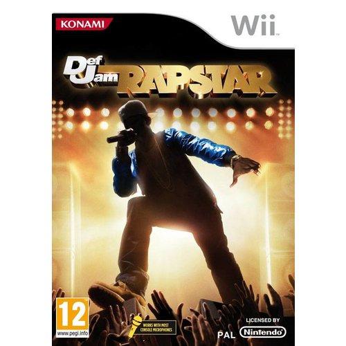 wii Def Jam rapstar