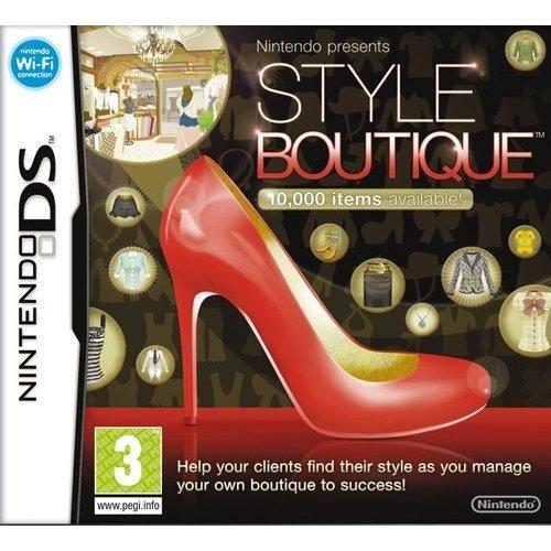 Nintendo style boutique