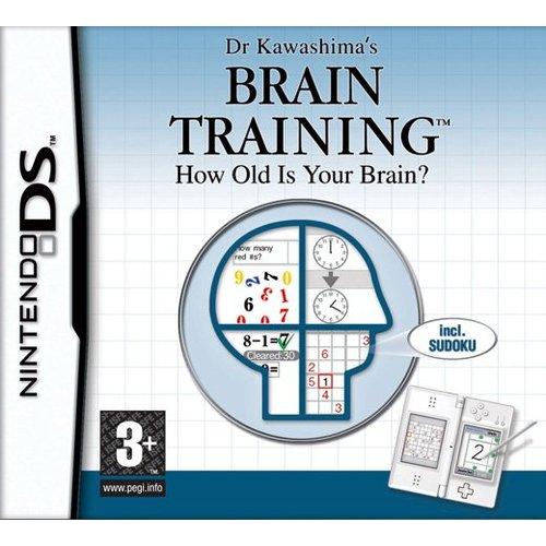 Nintendo DS brain training