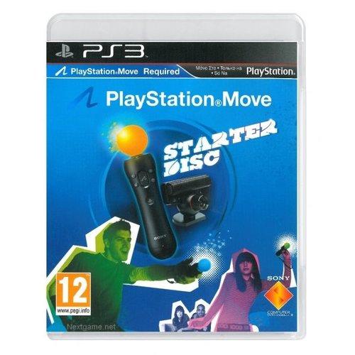 PS3 starter disc