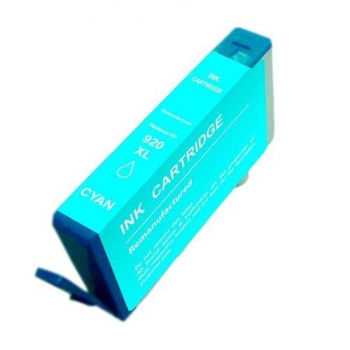 HP HP 920C XL Inktcartridge (huismerk) - cyaan