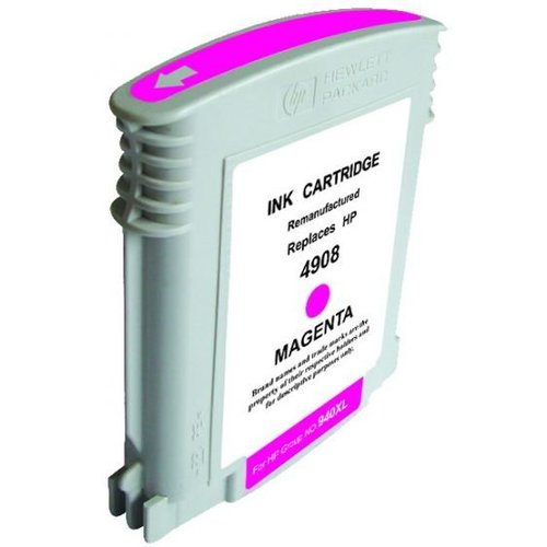 HP Compatible HP 940M XL Inktcartridge (huismerk) - magenta