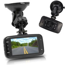 De Dashcam GS8000L