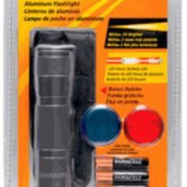 L.E.D. Aluminum Flashlight