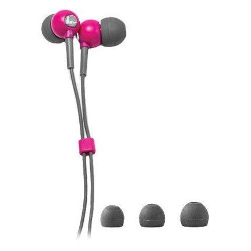 Flex waterproof in ear koptelefoon - roze