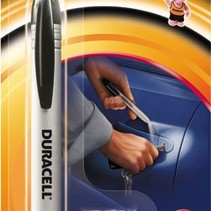 Duracell Personal Penlight met Batterijen