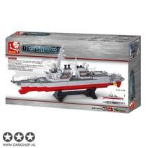 Sluban Destroyer B0390