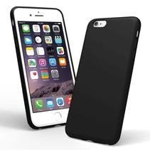 iPhone 6/6s plus silicone case zwart