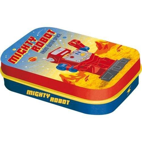 nostalgic art Mint Box Mighty Robot
