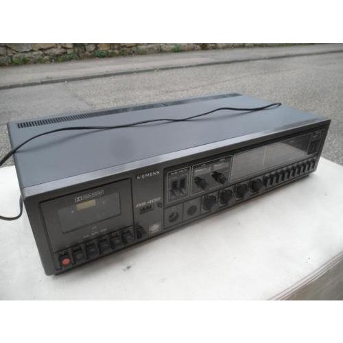 Siemens RS 402 Radio / Cassette Player