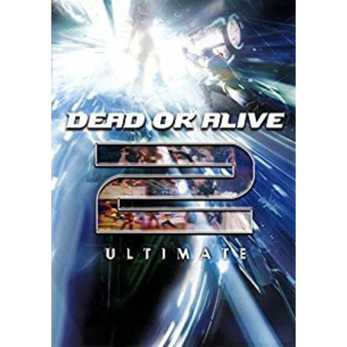 xbox Dead or alive 1 ultimate (game xbox)