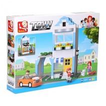 Sluban Town Business Lemy & Queenie'S Appartement