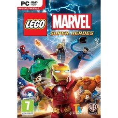 LEGO Marvel Super Heroes - geseald