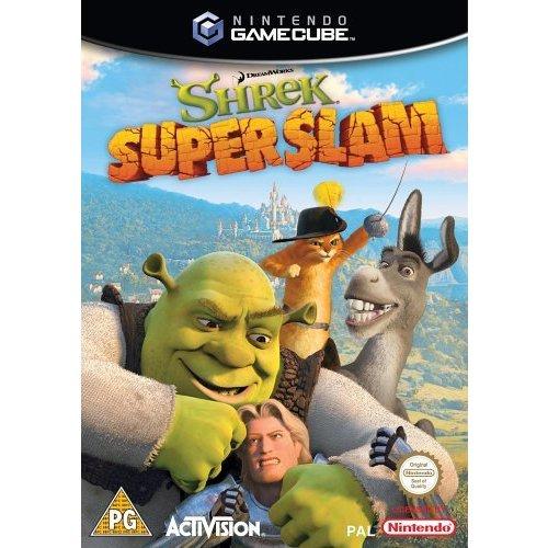 gamecube. Shrek Super Slam GameCube