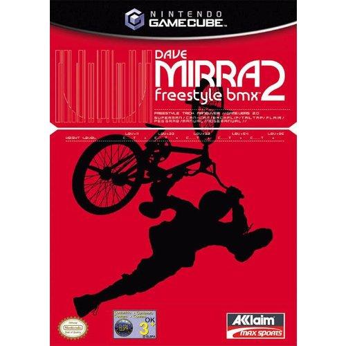 gameboy Dave Mirra Freestyle BMX 2 GameCube