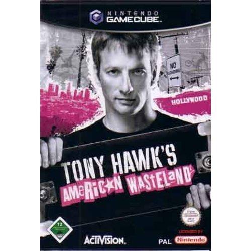 gamecube. Tony Hawk's American Wasteland
