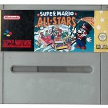 Super Mario All Stars (losse cassette)
