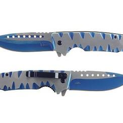 X-Treme Blue strike Tanto Assist Aluminium - X1853