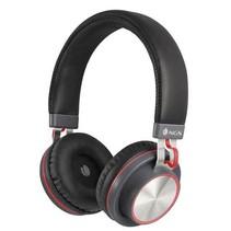 NGS Artica Patrol bluetooth headset - zwartrood