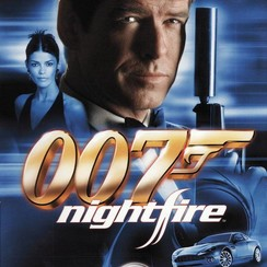 007 night fire (Nintendo Gamecube)