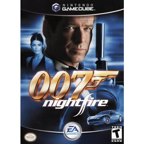 gamecube. 007 night fire (Nintendo Gamecube)