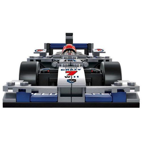 Sluban Sluban Formule 1 Zilver