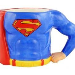 Superman Torso mok