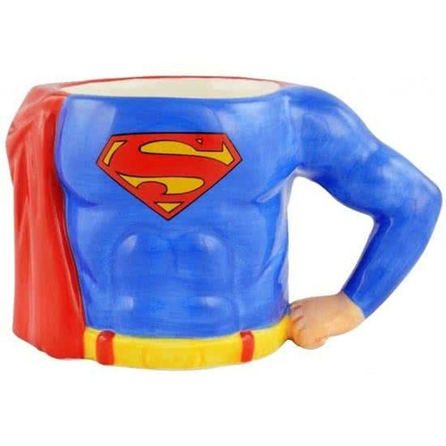 mok Superman Torso mok