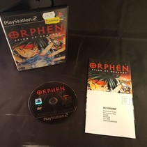 Orphen Scion Of Sorcery - PS2
