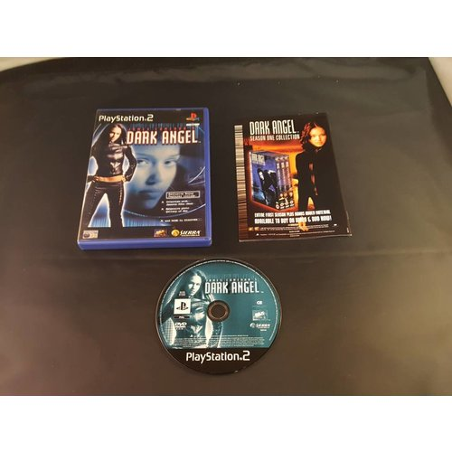 PS2 James Cameron's Dark Angel - PS2