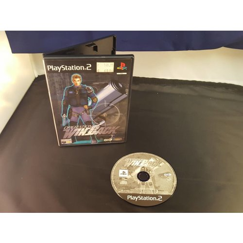 PS2 Operation Winback - PS2