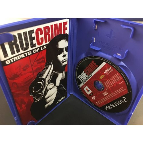 PS2 True Crime (PS2)