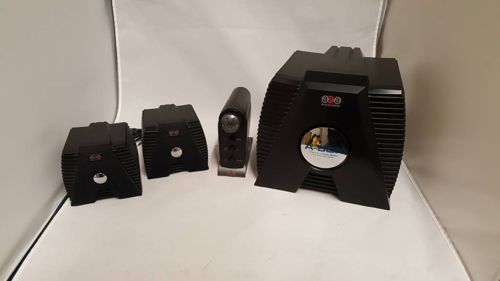 AAchen speaker system