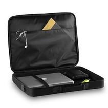 NGS Passenger Plus - Notebooktas - Laptoptas - 18 inch - Zwart