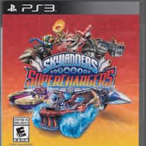skylanders superchargers (de game)