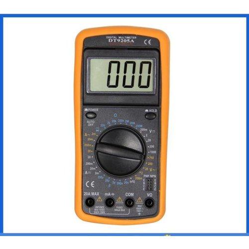 multimeter Digital multimeter DT9205a
